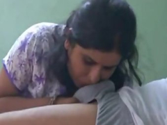 best of Bhabi lover dick sucking amazing