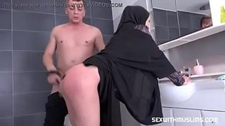 Snapdragon recommend best of islamic muslim veiled slut in burqa punished roughly blowjob cum swallow.