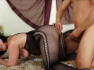 best of Hard bodystocking asian fucked