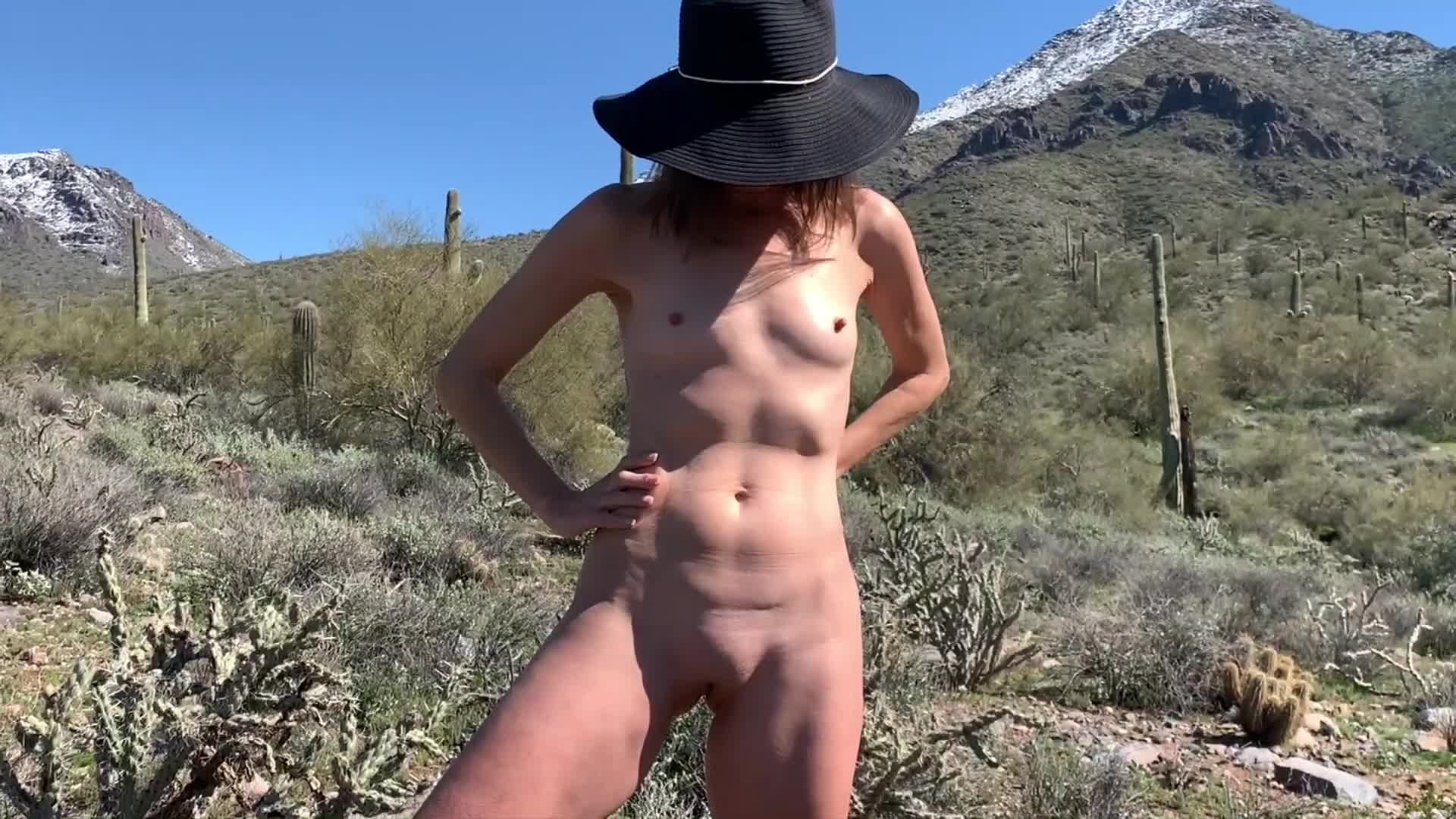 Naked outside river albuquerque babe