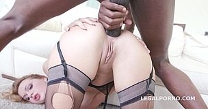 best of Ball gets deep thorn pussy emily