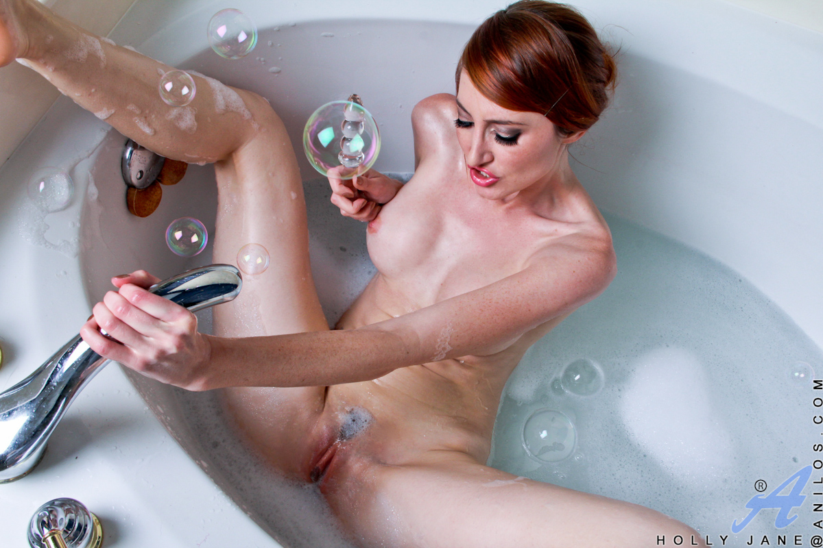 best of Bath bubble dildoing myself