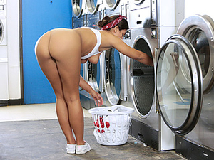 Cupcake recommend best of busty babe doing laundry