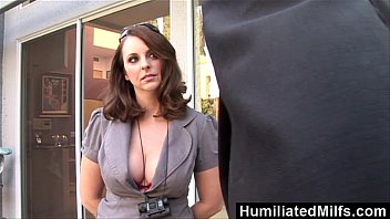 best of Makes gape massive humiliatedmilfs krisztina