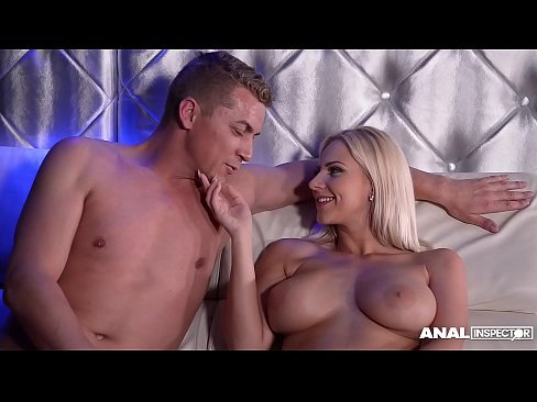 Nathaly cherie first anal quest