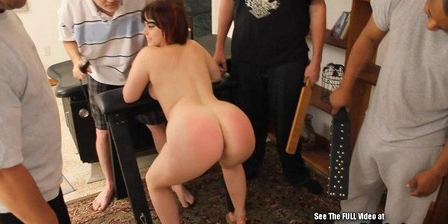 Spanking assholes blowjob cock and crempie